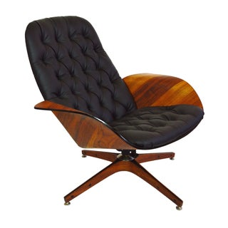 Vintage Plycraft Mr Chair Lounge by Mulhauser