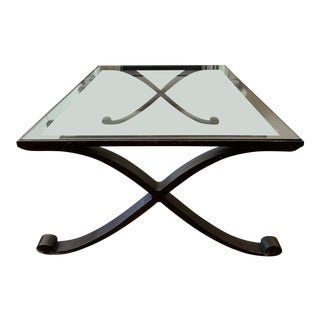 Contemporary Carole Gratale Cocktail Table For Sale