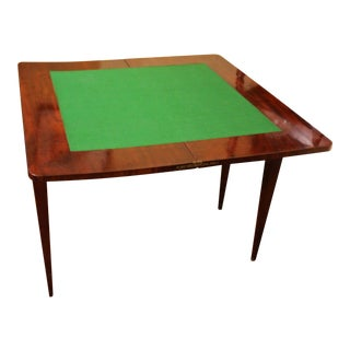 Neoclassical French Games Table For Sale