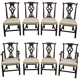 Image of Kittinger Dining Chairs