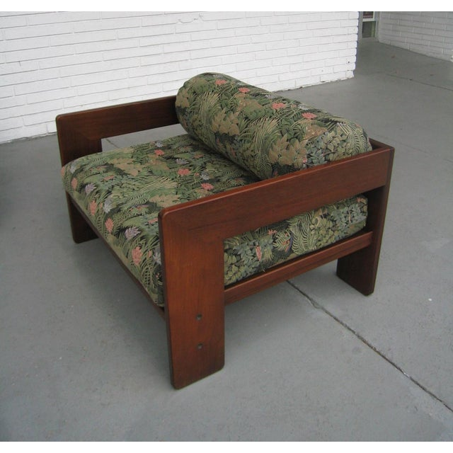 Scarpa for Knoll 'Bastiano' Sofa & Chair For Sale - Image 9 of 13