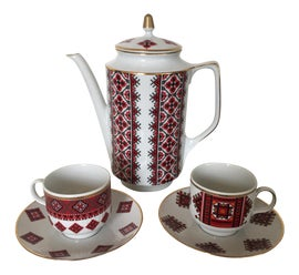 Image of Traditional Coffee Sets