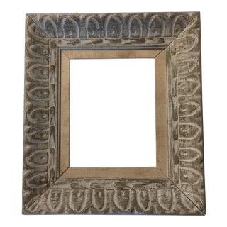 Antique Carved Picture Frame