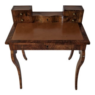 19th Century Biedermeier Ladies Desk For Sale
