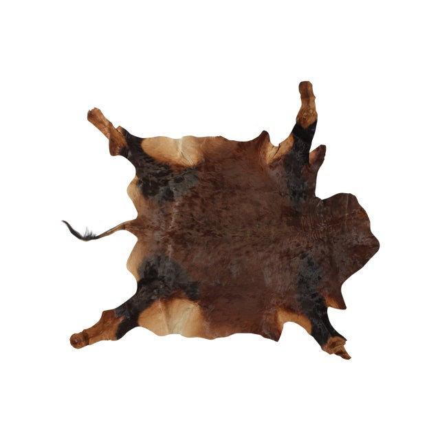 Blesbok Hide Rug - 5'2'' X 6'2'' - Image 1 of 3