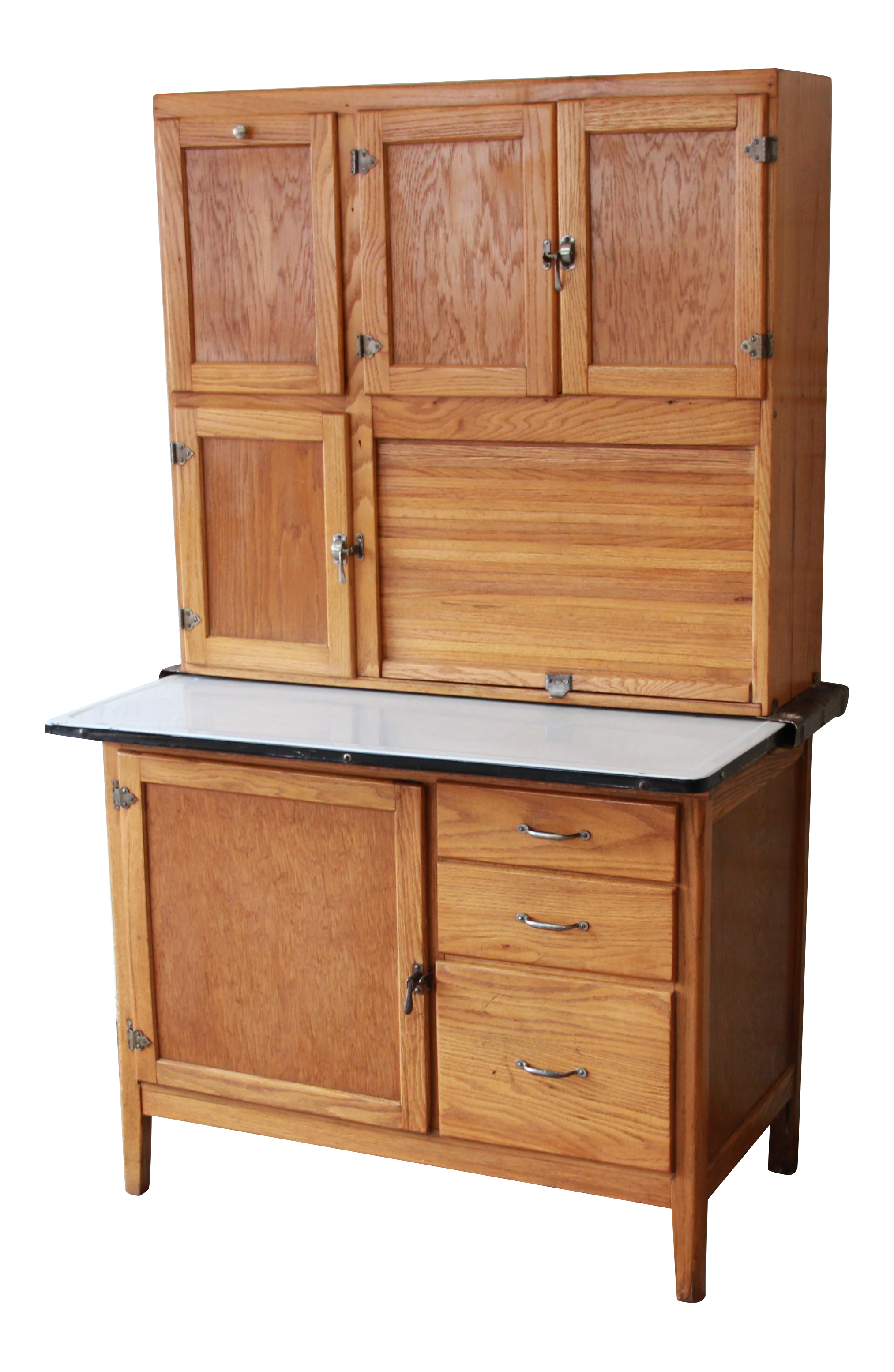 kitchen cabinets indiana antique oak hoosier cabinet chairish 3030