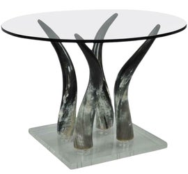 Image of Horn Side Tables