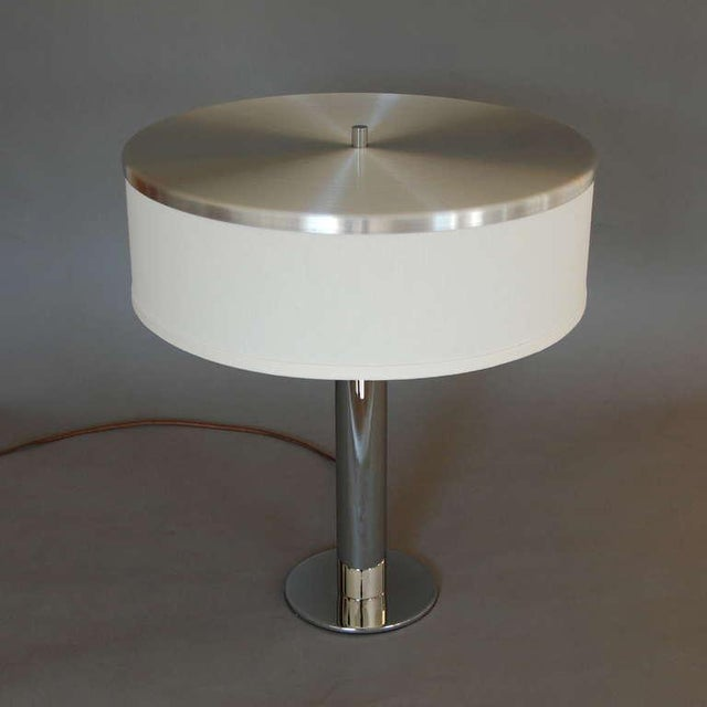 Mid-Century Modern Pair of American Table Lamps For Sale - Image 3 of 7
