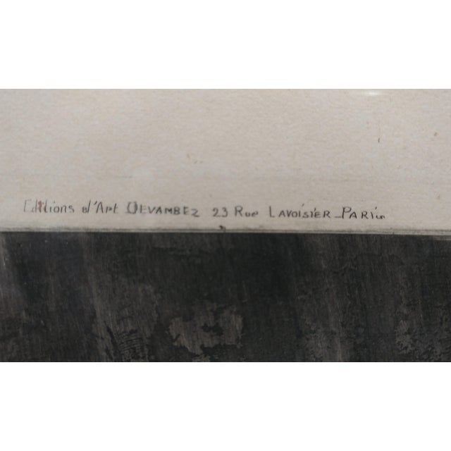 Louis Icart -Casanova - Original 1920s Lithograph -Pencil Signed - Image 4 of 11