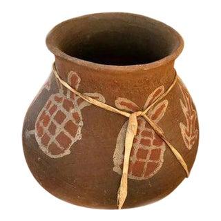 Tarahumara Indian Water Jar