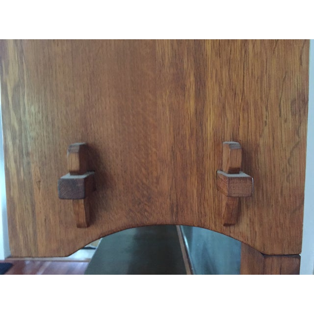 Craftsman Wall Cabinet - Image 9 of 9