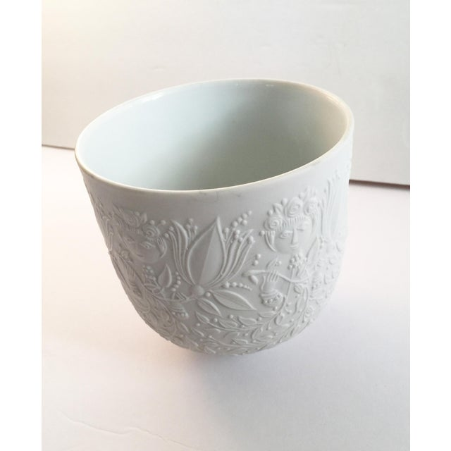 Rosenthal White China Bowl - Image 6 of 8