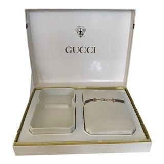 Vintage Gucci Ceramic Box For Sale