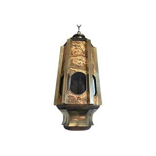 1960s Modern Organic Lantern For Sale