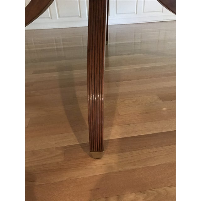 Rose Tarlow Regency Dining Table For Sale - Image 5 of 11