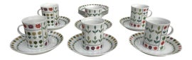 Image of China Coffee and Tea Service