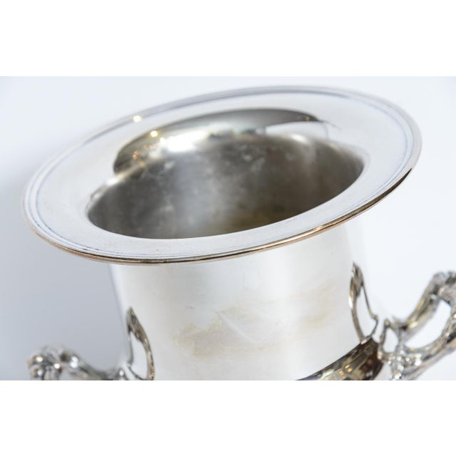 Lovely Gorham silver plated wine/champagne chiller