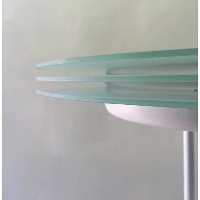 Minimal and Elegant Pair of Floor Lamps - Image 2 of 8