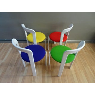 1970s Vintage Stendig Ny Bruno Rey Chairs- Set of 4 Preview