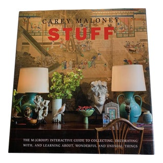 Stuff by Carey Maloney Book For Sale