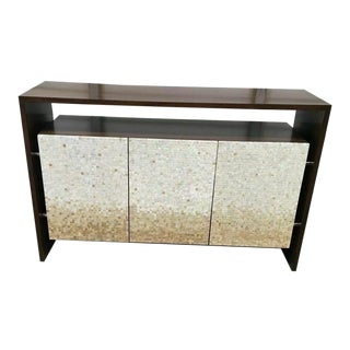 Sherrill Modern Paisley Sideboard For Sale