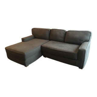Custom Contemporary Sectional Sofa from Quatrine