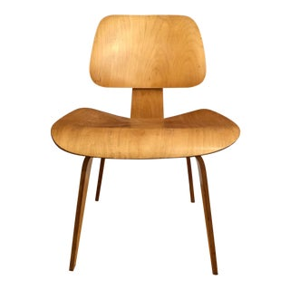 1960s Eames Lcw Chair For Sale