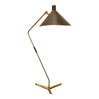 Circa Mayotte Large Offset Floor Lamp For Sale