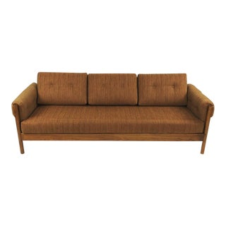 Teak Sofa by Dux