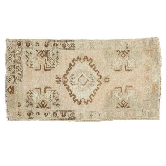 Vintage Oushak Rug - Image 1 of 5