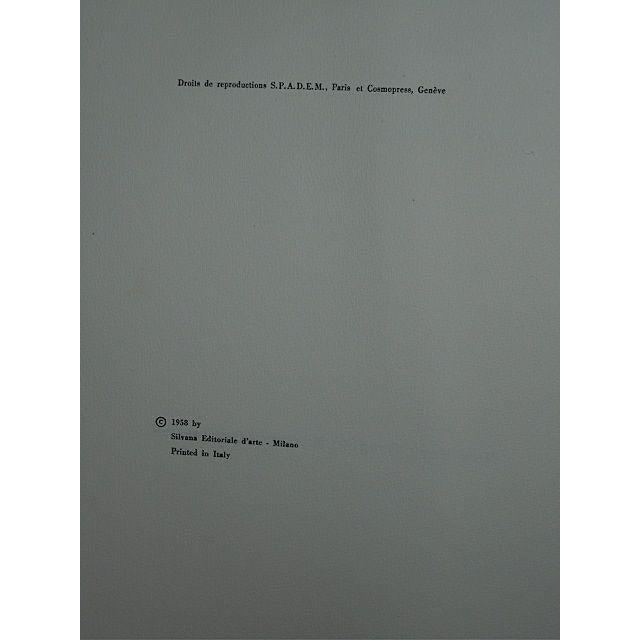 Paul Klee Vintage Paul Klee Ltd. Ed. Abstract Silkscreen Print For Sale - Image 4 of 4