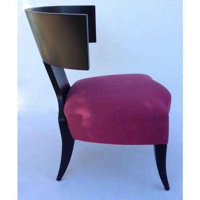 "John Hutton for Donghia ""Klismos"" Chair - Image 4 of 11"