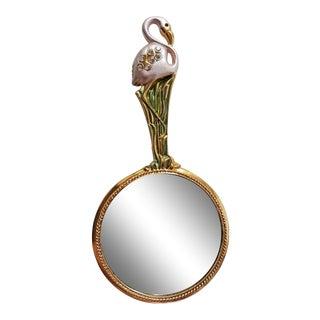 Edgar Berebi Limited Edition Flamingo Magnifying Glass For Sale