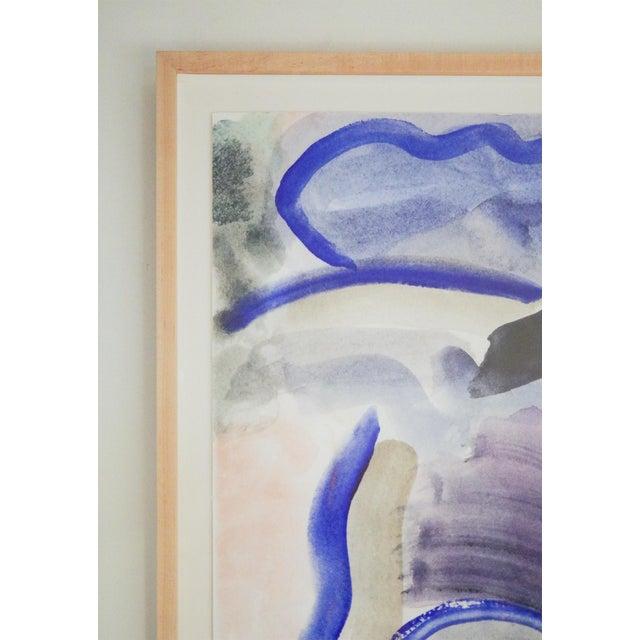 """Imaginary Landscape #1, Mark Frohman, Framed 56"""" X 40"""" For Sale - Image 9 of 9"""