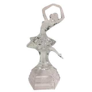 RCR Crystal Ballerina Figure