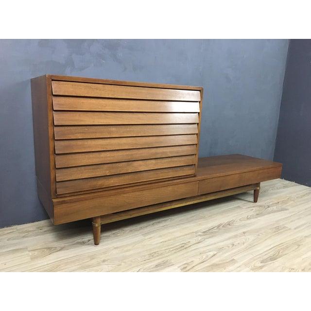 Merton Gershun Modular Drawer & Bench - A Pair - Image 2 of 8