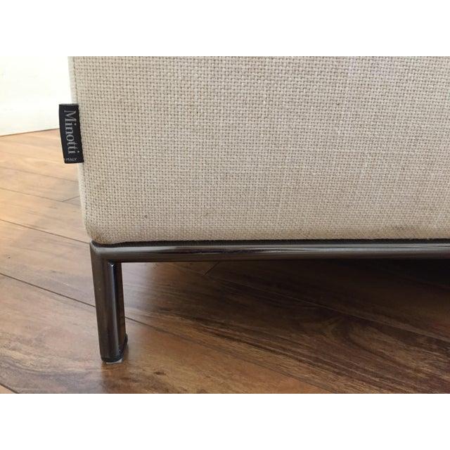 Minotti Hamilton Islands Sectional Sofa For Sale - Image 11 of 13
