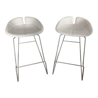 Moroso Fjord Bar Stools- a Pair For Sale