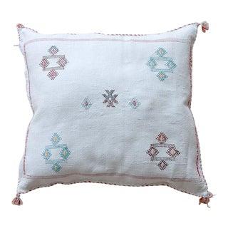 Moroccan Cactus Silk Sabra Pillow