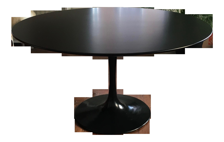 Eero Saarinen Style Mid Century Modern Tulip Table