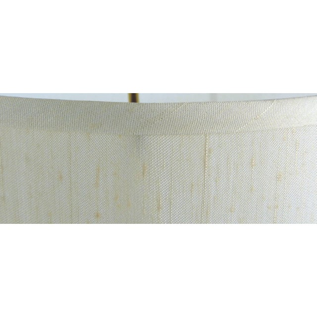 White Tommi Parzinger Stiffel Mid-Century Table Lamp For Sale - Image 8 of 9