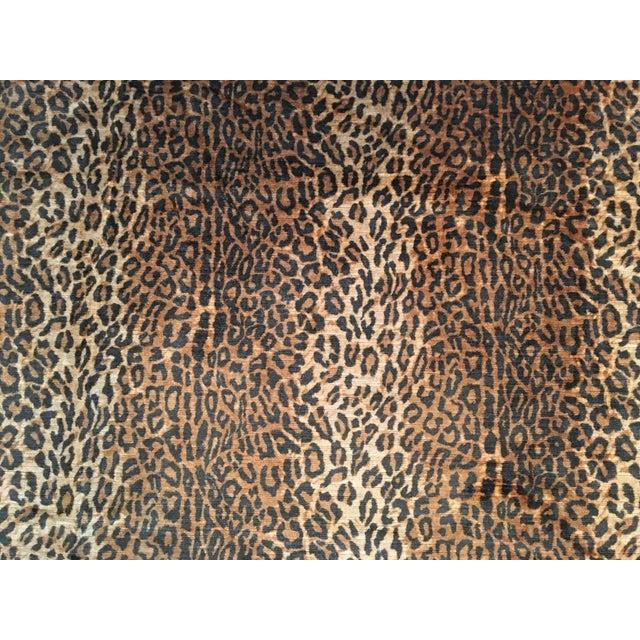 "Ralph Lauren ""Kano Silk Leopard"" Fabric Pieces - Set of 3 - Image 1 of 2"