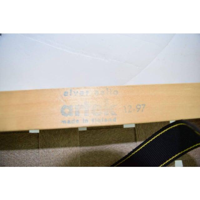Alvar Aalto 615 Chairs by Artek - Set of 8 For Sale - Image 9 of 10
