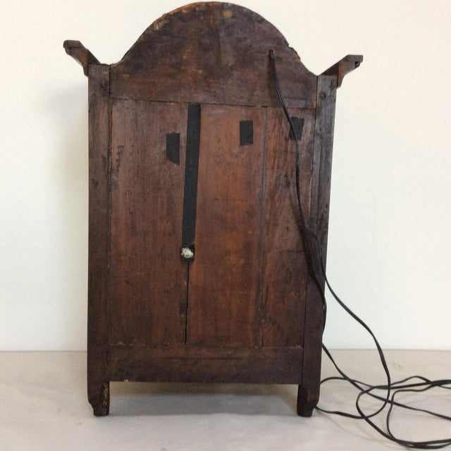 Miniature 18th Century Armoire For Sale - Image 4 of 7