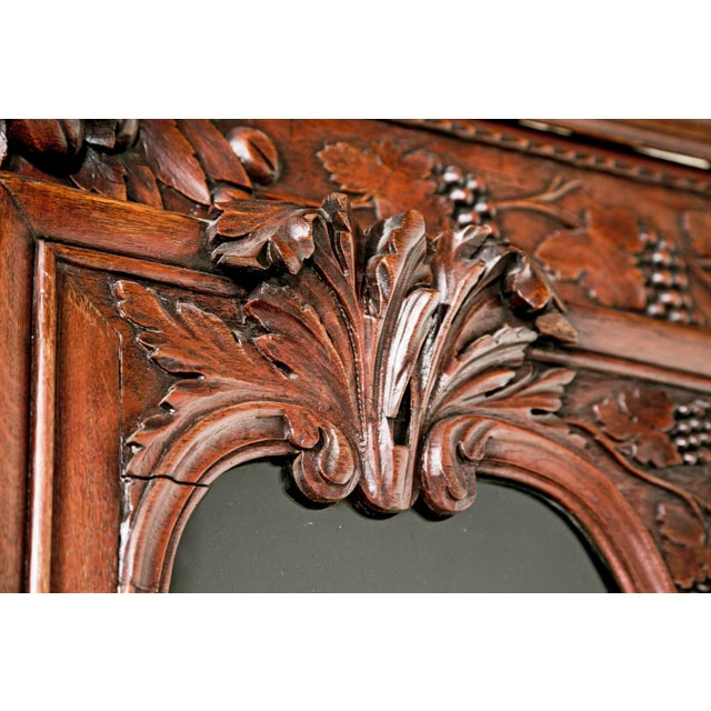 Early 19th century French Oak Cabinet For Sale In San Francisco - Image 6 of 8