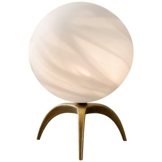 Jupiter Blown Glass Table Lamp, Ludovic Clément d'Armont For Sale