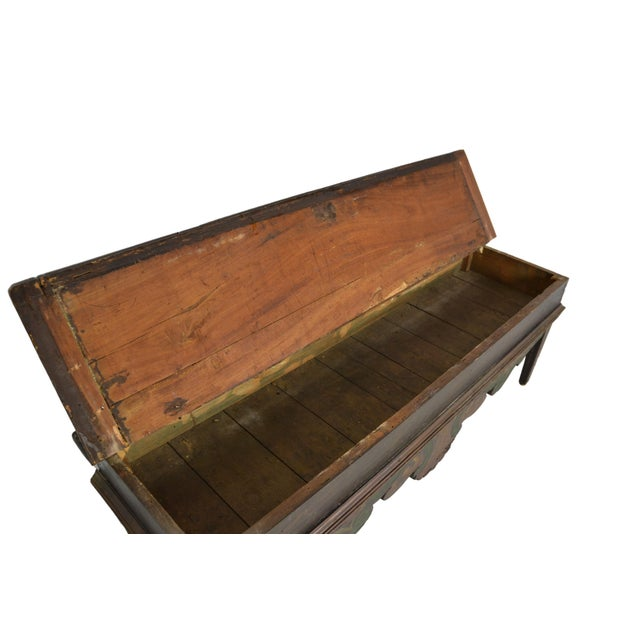 17th Century 17th Century Bench For Sale - Image 5 of 6