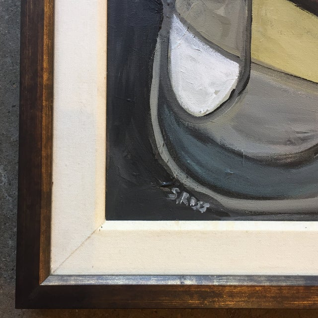 Original Abstract Painting by Stewart Ross - Image 2 of 7
