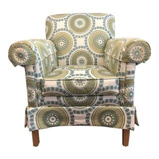 """Ethan Allen """"Emma"""" Club Chair"""