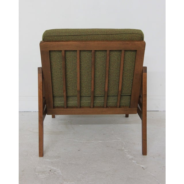Vintage Mid Century Modern Lounge Chair - Image 3 of 5